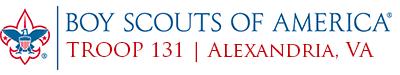 BSA Troop 131 | Alexandria, VA