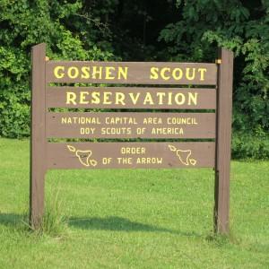 Goshen Scout Reservation
