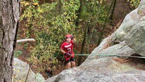 Scout Rock Climbing @ Sugarloaf!